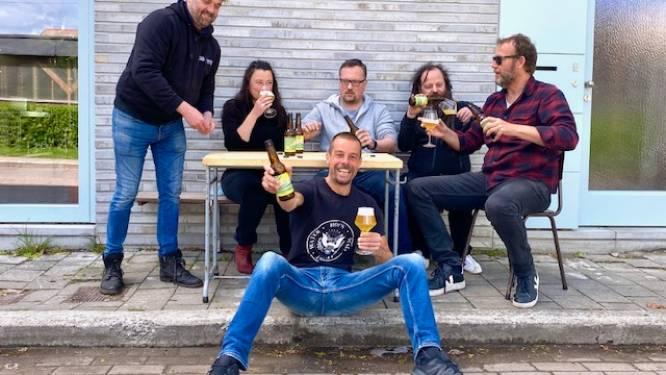 """Gentbruggenaars brengen eerste bier uit: """"We willen een café-brouwerij opstarten in de buurt"""""""