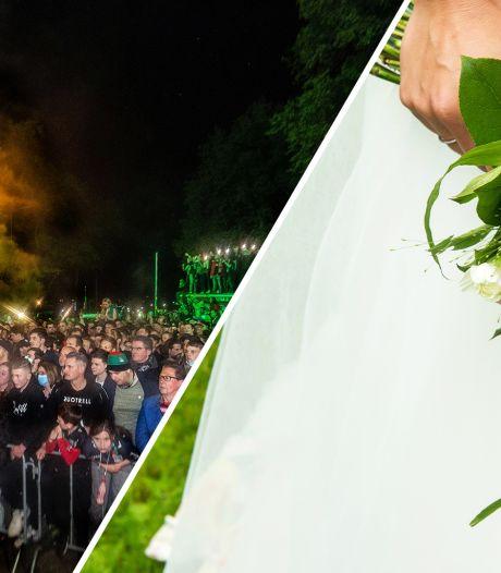 Nieuws gemist? Bruid rent winkel uit met onafgemaakte jurk en amper besmettingen na promotie NEC