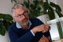 Goof Rijndorp, directeur/eigenaar van Bras in Fijnaart, is één van de vijf leden van het zogeheten kernteam van de nieuwe afdeling van VNO-NCW.