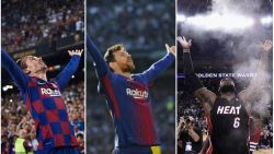 "Griezmann nu al nieuwe held van Camp Nou: ""Wou Messi en LeBron kopiëren"""