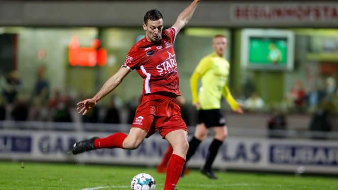 """Sander Van Eyk (Tempo Overijse) moet door rugklachten stoppen met voetballen: """"Het komt toch hard binnen"""""""