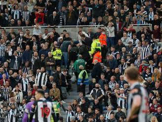 Reanimatie op de tribune: Newcastle United-Tottenham halfuur stilgelegd, toestand van fan stabiel