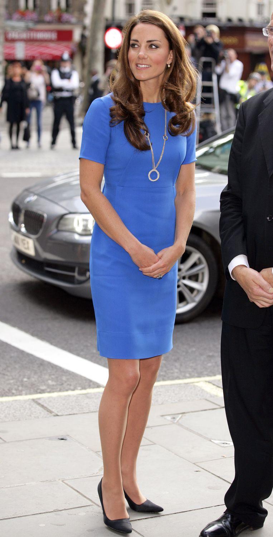 Bijna een op vijf Britse vrouwen neemt Kate Middleton als rolmodel.