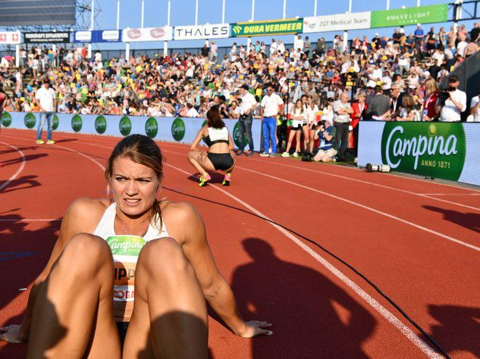 1500 toeschouwers mogen dit jaar in het stadion de FBK Games bijwonen, om wellicht weer een winnende Dafne Schippers in actie te zien.