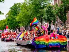 Frits Huffnagel zegt sorry, maar stapt niet op bij Gay Pride na vluchtelingenuitspraak