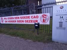 Vesta Terminals vindt looneis stakend personeel 'extreem'