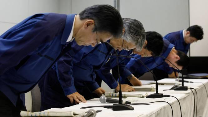 L'eau de mer 7,5 millions de fois trop radioactive au Japon