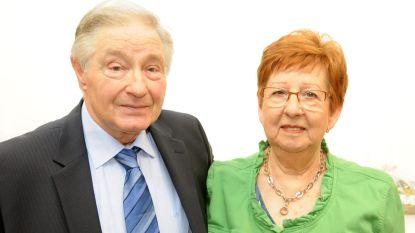 André en Monique halve eeuw samen