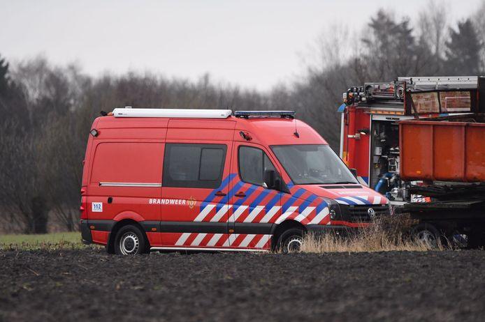 Drugslab gevonden aan de Hoogeindseweg in Leende