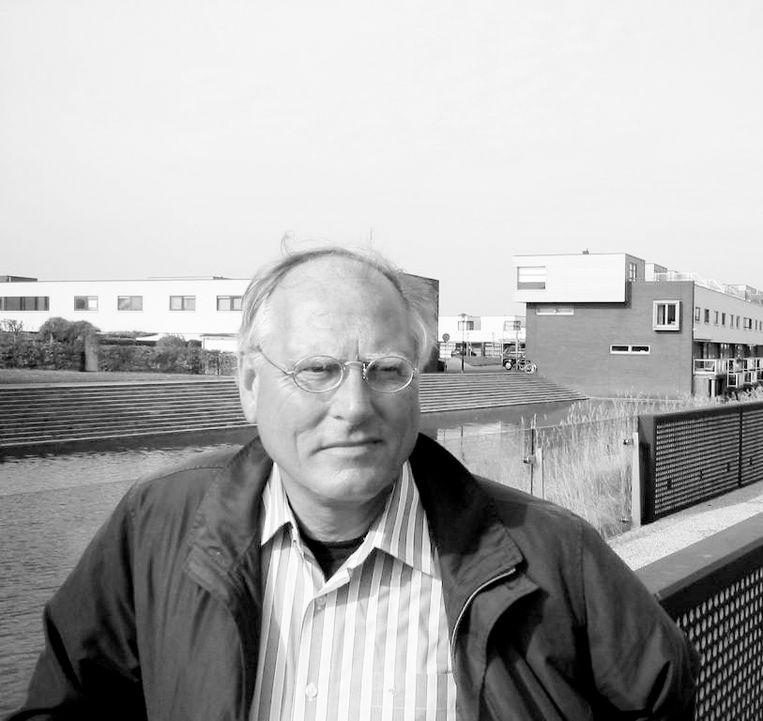 Henk Licher is stedenbouwkundige en oud-directeur van Provincie Flevoland. Beeld