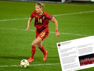 """Red Flame over ongepaste uitspraken rond Belgian Cats: """"Degoutant. Opmerkingen die vrouwelijke sporters al honderden keren hebben gehoord"""""""