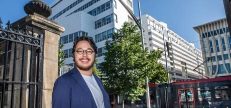 Vincent Thepass (27) gaat voor lijsttrekkerschap: 'Tijd voor een échte Hagenaar om GroenLinks te leiden'