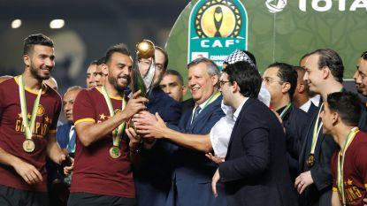 CAF laat terugwedstrijd finale Champions League op neutraal terrein herspelen
