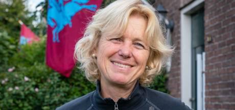 Anne Böhmig durft eindelijk te vlaggen in Oosterbeek