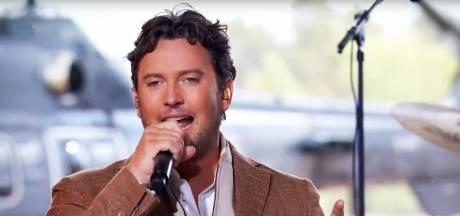 Tino Martin biedt excuses aan voor optreden Bevrijdingsfestival: 'Nasleep corona onderschat'