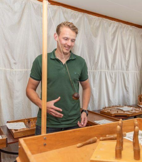 Vlaamse volksspeelhal definitief opgedoekt, houten spelen gaan onder de hamer