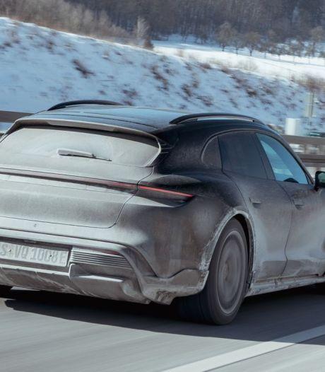 Rijden met de Porsche Taycan Cross Turismo: Zwitsers zakmes