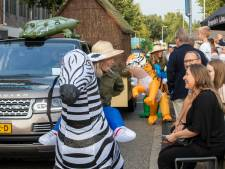 Heide-optocht absolute publiekstrekker tijdens Heideweek in Ede