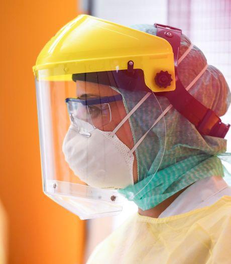Plus de 11.000 contaminations par jour en moyenne, nouveau record de plus de 15.000 cas sur une journée mardi