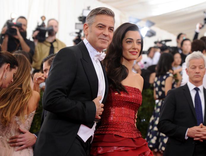 Ook Amal Clooney staat in de top 150.