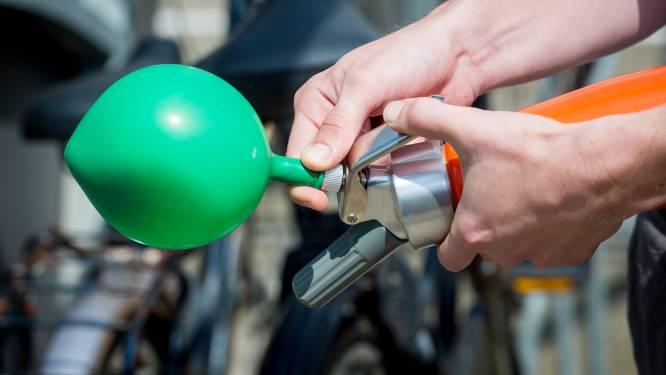 Lachgasverbod in Eindhoven komt er maar handhaving is geen prioriteit