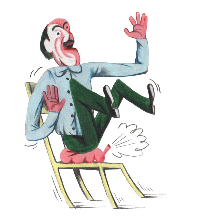 'Soms gebruiken leidinggevenden pesterijen om iemand weg te krijgen – als een werknemer te duur is om te ontslaan, bijvoorbeeld' Beeld Lukas Verstraete