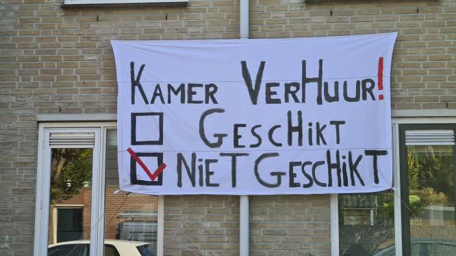 Kamers in Breda zijn volgens GroenLinks veel te duur