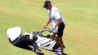 Australische golfer zakt in elkaar op US Open