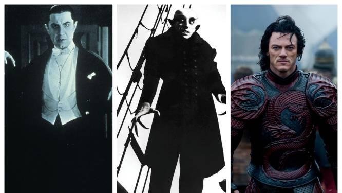 Godsdienstig, sexy of schattig: de vele gedaanten van Graaf Dracula in de filmgeschiedenis