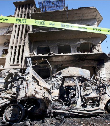 Damas en guerre, tournant dans la révolte contre le pouvoir d'Assad