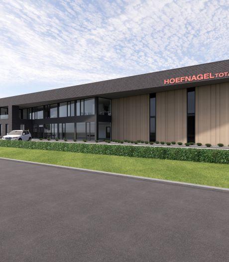 Aannemer Hoefnagel verhuist naar Bedrijvenpark Kaatsheuvel: alle grond nu verkocht of in optie