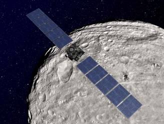 Sonde Dawn vliegt naar dwergplaneet Ceres