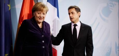 La zone euro en crise après la perte du AAA de la France