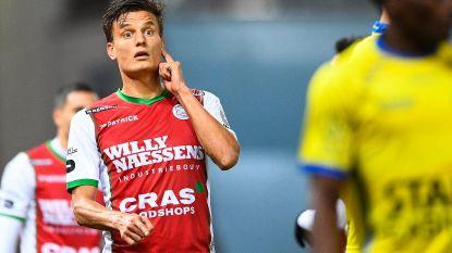 """Vossen scoorde twee keer bij debuut voor Zulte Waregem, maar """"was toch niet 100% tevreden"""""""
