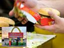 Martin Nijkamp (inzet) at bij alle 255 vestigingen van McDonald's in Nederland.