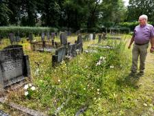 Vervallen kerkhof in Harmelen wordt eindelijk opgeknapt: 'Je kan zelfs de paden niet meer vinden'
