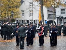 Reservisten geven visitekaartje af in Oirschot