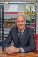 John Dane, voorzitter van het college van bestuur van de HZ.