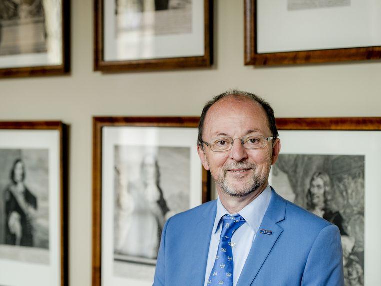 Paul Schnabel. Beeld anp