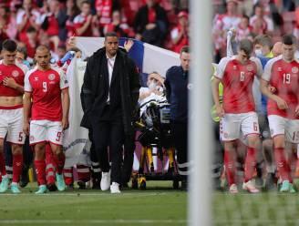 """Persfotograaf die voetbalfans hoop gaf met geruststellende foto van Eriksen: """"Ik huilde en ik bad"""""""