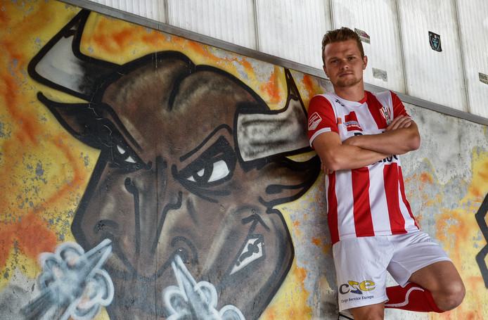 Pieter Langedijk ruilde GA Eagles vorige maand in voor TOP Oss.