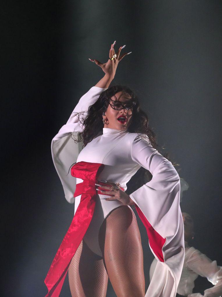 De 26-jarige Rosalía slaagt erin om flamencomuziek mainstream te maken.