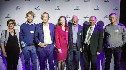 Aquafin Partnership Award voor Tremelo