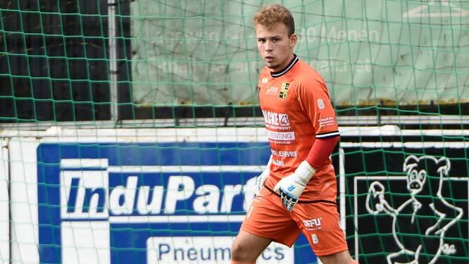 """Emilio D'Hondt (FC Moen): """"Ik denk dat er veel ploegen ons onderschatten"""""""