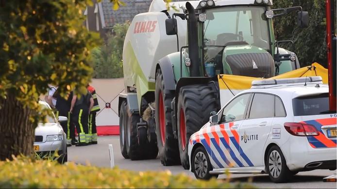 Slachtoffer dodelijk ongeval is 48-jarige inwoner uit Waalwijk
