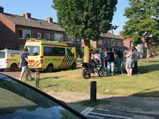Brommerrijder gewond na aanrijding met auto in Eerbeek