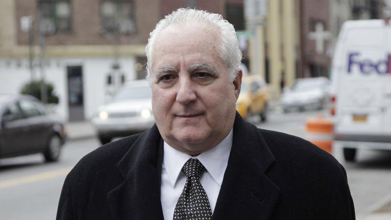 De veroordeelde Daniel Bonventre.