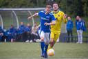 De Merino's-voetballer Joop de Bruin.