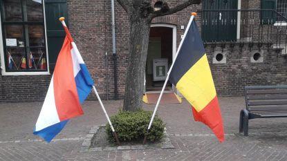 """Bizarre situatie in grensgemeente Baarle: """"De onderbroeken? Die liggen helaas op Belgisch grondgebied, mevrouw"""""""
