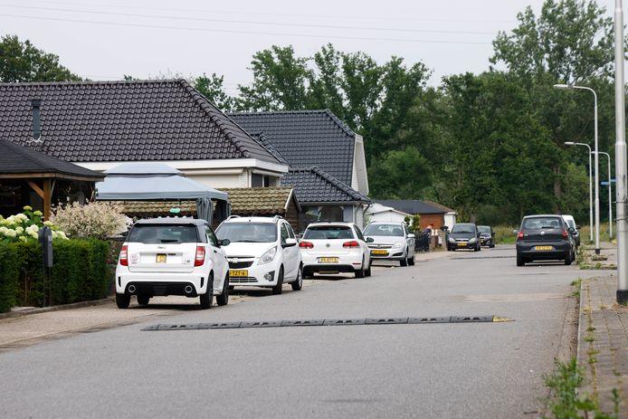 Woonwagencentrum Teersdijk in Nijmegen.